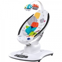 Шезлонг MamaRoo 3.0 Multi Plush 4moms