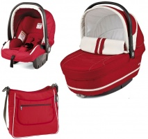 Коляска 3 в 1 Peg-Perego Set Modular Beauty