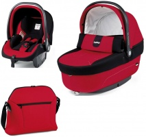 Коляска 3 в 1 Peg-Perego Set Modular Flamenco