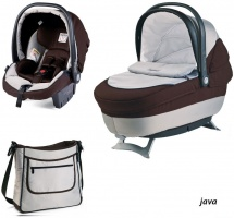 Коляска 3 в 1 Peg-Perego Set Modular Java
