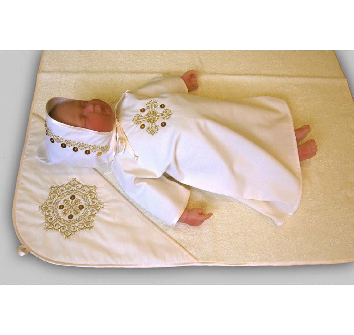 Крестят детей своими руками