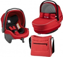 Коляска 3 в 1 Peg-Perego Set Modular Sunset