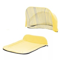 Капор + накидка Seed Papilio Carry Cot Sunshine Yellow