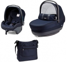Коляска 3 в 1 Peg-Perego Set Modular Eclipse