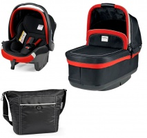Коляска 3 в 1 Peg-Perego Set Modular Pop Up (без шасси) Synergy