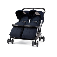 Коляска для двойни Peg-Perego Aria Twin Eclipse