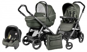 Коляска 3 в 1 Peg-Perego Book Plus 51 Set Modular Sportivo (шасси Jet) Timo