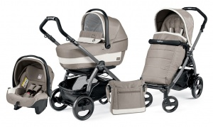 Коляска 3 в 1 Peg-Perego Book Plus 51 Pop Up Set Modular (шасси Jet) Versilia