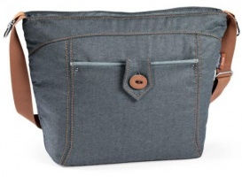 Сумка для колясок Peg-Perego Borsa Mamma Blue denim