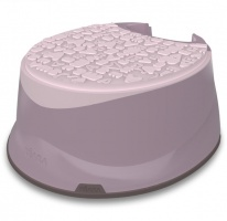 Beaba подставка Potty Step Booster - Pastel Pink