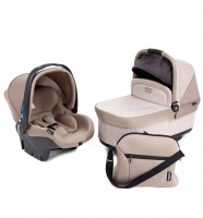 Коляска 3 в 1 Peg-Perego Set Modular Pop Up (без шасси) Cream