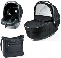 Коляска 3 в 1 Peg-Perego Set Modular Galaxy